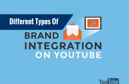 Different types of Brand Integration on YouTube!