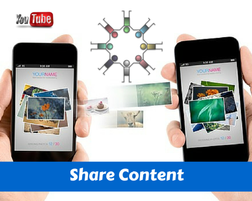 Share Content Wisely