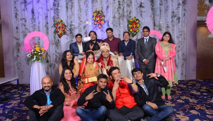 vidooly shailja wedding