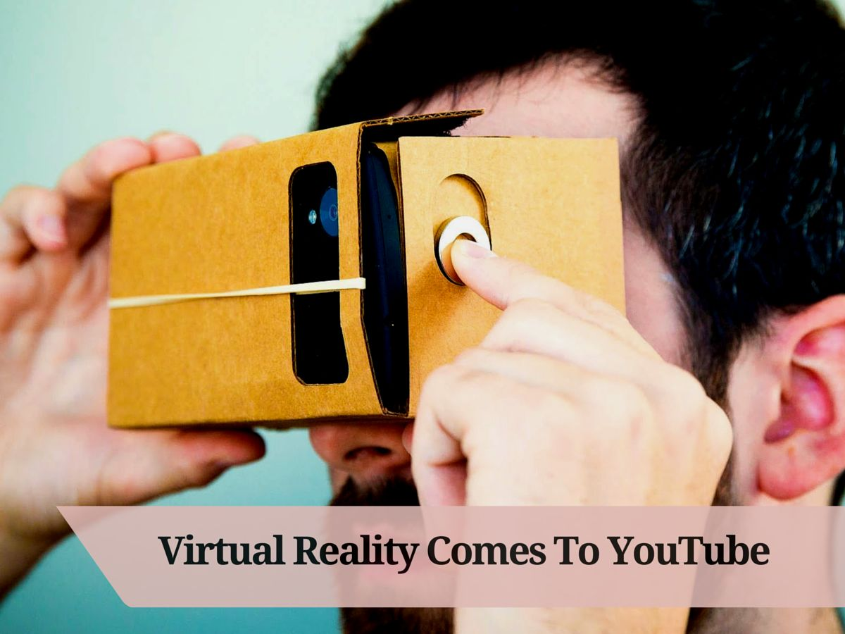 youtube 360 cardboard