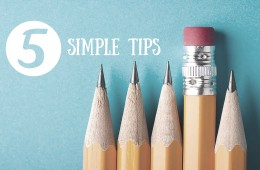 5 Simple Tips