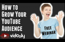 Grow your YouTube audience