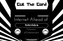 Internet Ahead of Television - Futurama of Entertainment