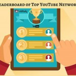 Vidooly launches leaderboard of top YouTube networks