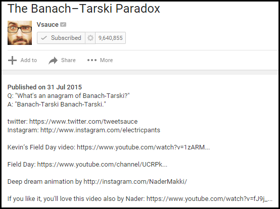 Video Description: