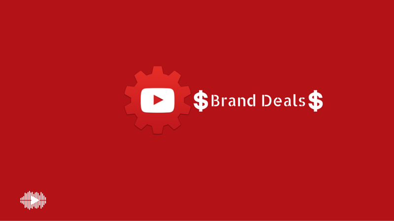 How to get brand deals for your YouTube Channel