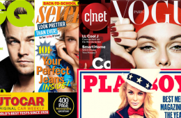 Most Successful Magazine Brands on YouTube