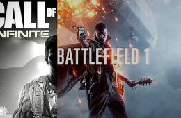 Battlefield VS COD- The world of YouTube Likes and Dislikes