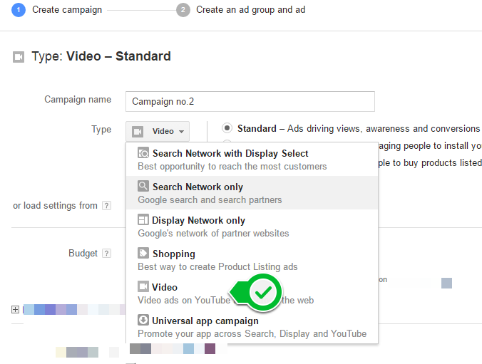How to create & run a successful YouTube advertising campaign
