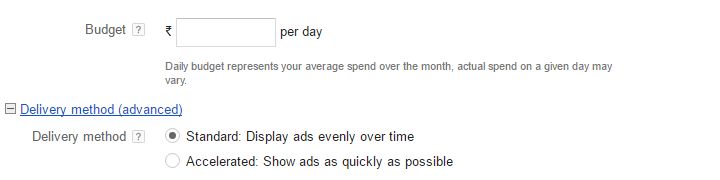 Once you meet your average daily budget, your ads may stop showing. Traffic fluctuates, so you may spend up to 20% more than your daily budget on a given day.