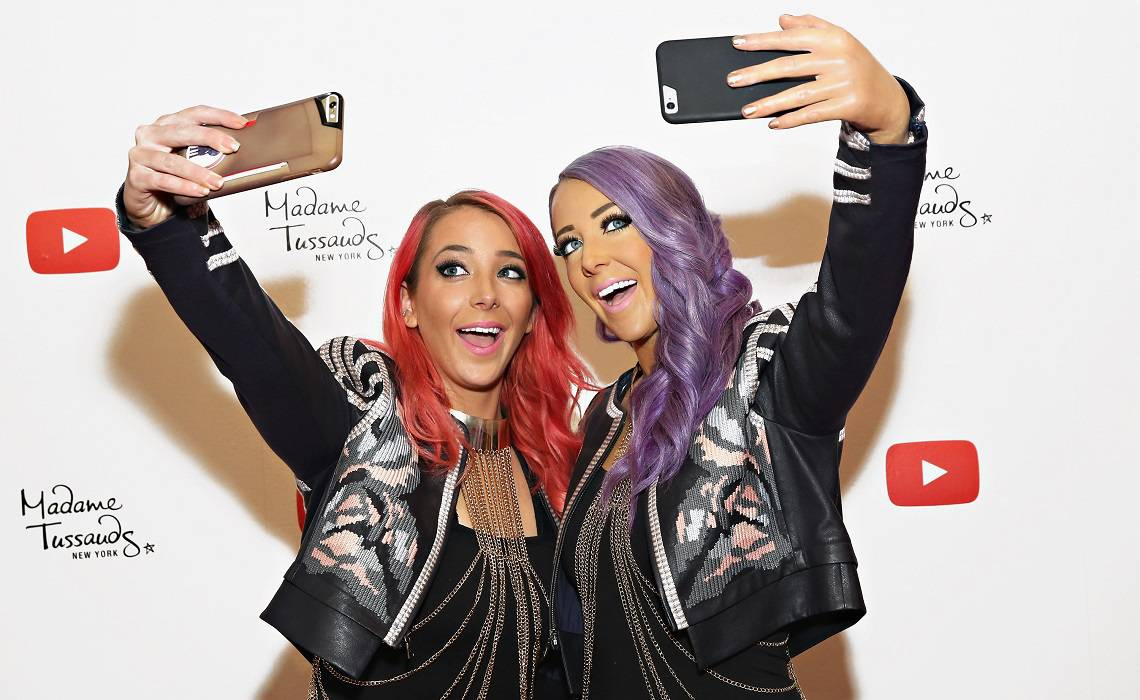 Madame-Tussauds-New-York-Jenna-Marbles-Wax-Figure