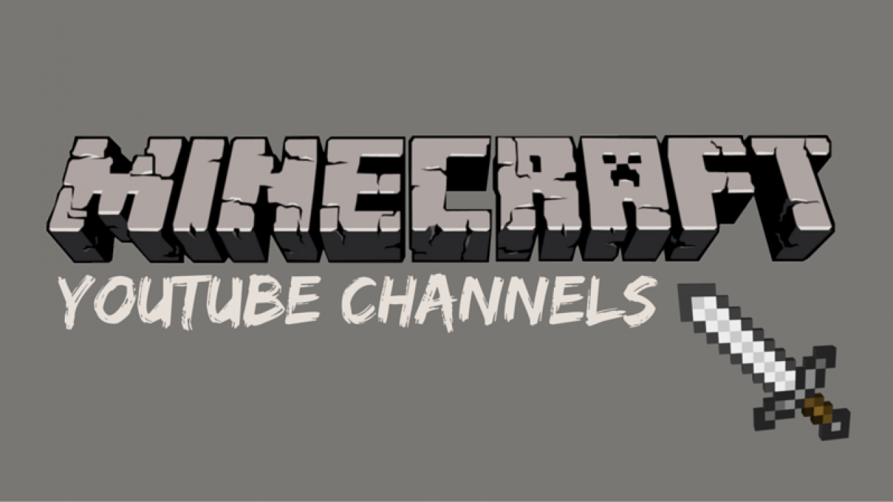 Top YouTube Minecraft Channels in World for Kids & Gaming fans