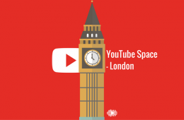 NEW YouTube Space London