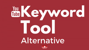 YouTube keyword tool alternative from Vidooly