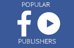 top facebook video publishers