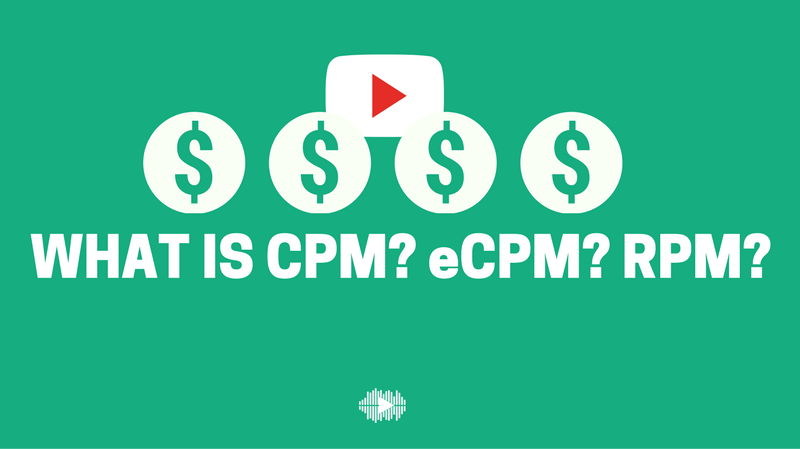 Image result for youtube cpm""