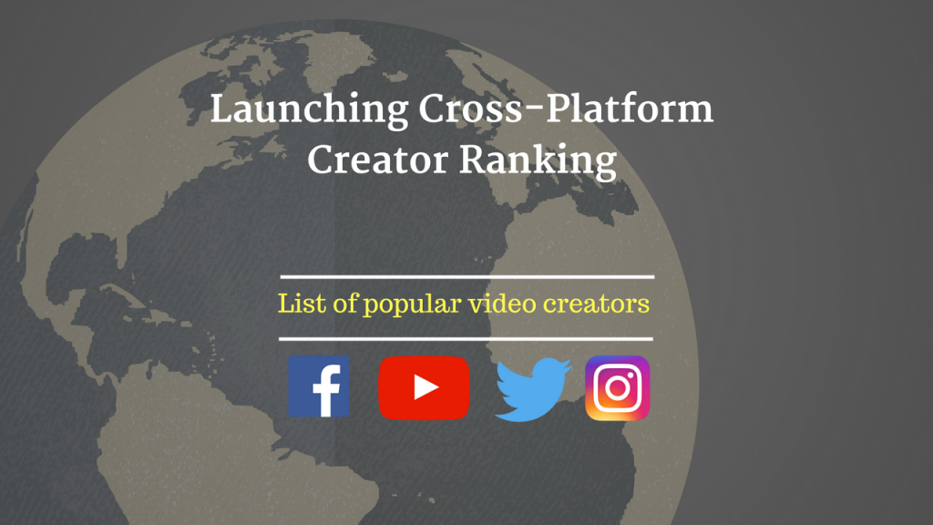 cross-platform video ranking