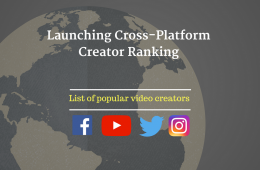 cross-platform video ranking