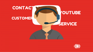 How to contact the YouTube customer service