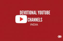 Devotional YouTube channels
