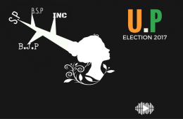 Online video analysis of the Uttar Pradesh elections