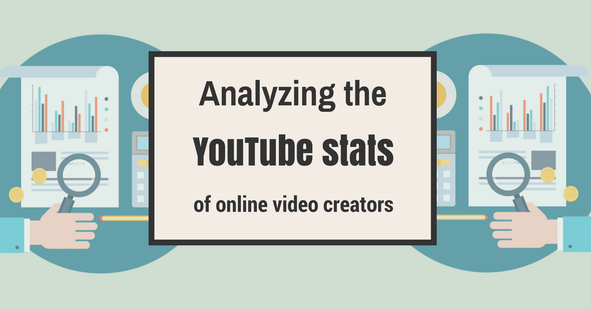 How brands can easily analyze the YouTube stats of any video creator