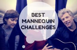 #MANNEQUINCHALLENGE