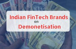 indian fintech companies demonetisation
