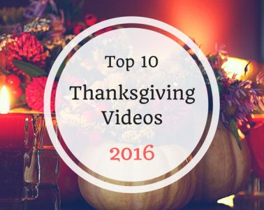 Top 10 thanksgiving videos 2016