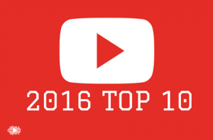 Most subscribed YouTube channels of 2016