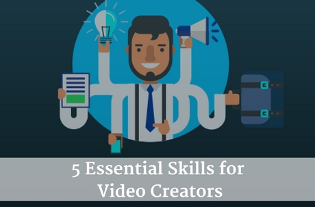 skills for video creators