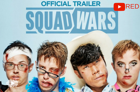YouTube Red Update – BuzzFeed's Squad Wars Try Labor Pain Simulation