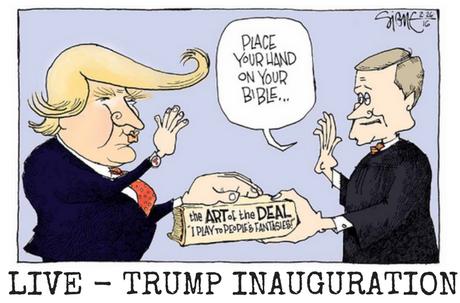 Trump Inauguration Live