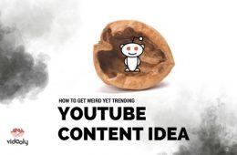 get weird yet trending YouTube content Idea