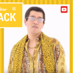 PEN PINEAPPLE APPLE PEN CREATOR IS BACK WITH ORANGE JUICE AND NEO SUNGLASSES