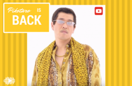 PEN PINEAPPLE APPLE PEN CREATOR IS BACK