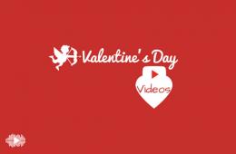 Valentine's Day YouTube Videos