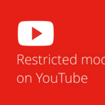 How to turn on the restricted mode on YouTube