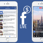 Earn monetization revenue though Facebook Livestreaming