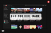 NEW YOUTUBE REDESIGN