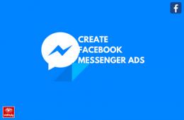 Create Facebook Messenger Ad
