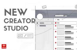 New YouTube Creator Studio