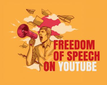 Freedom of Speech on YouTube