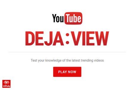 YouTube Deja: View