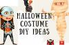Halloween Costume DIY Ideas