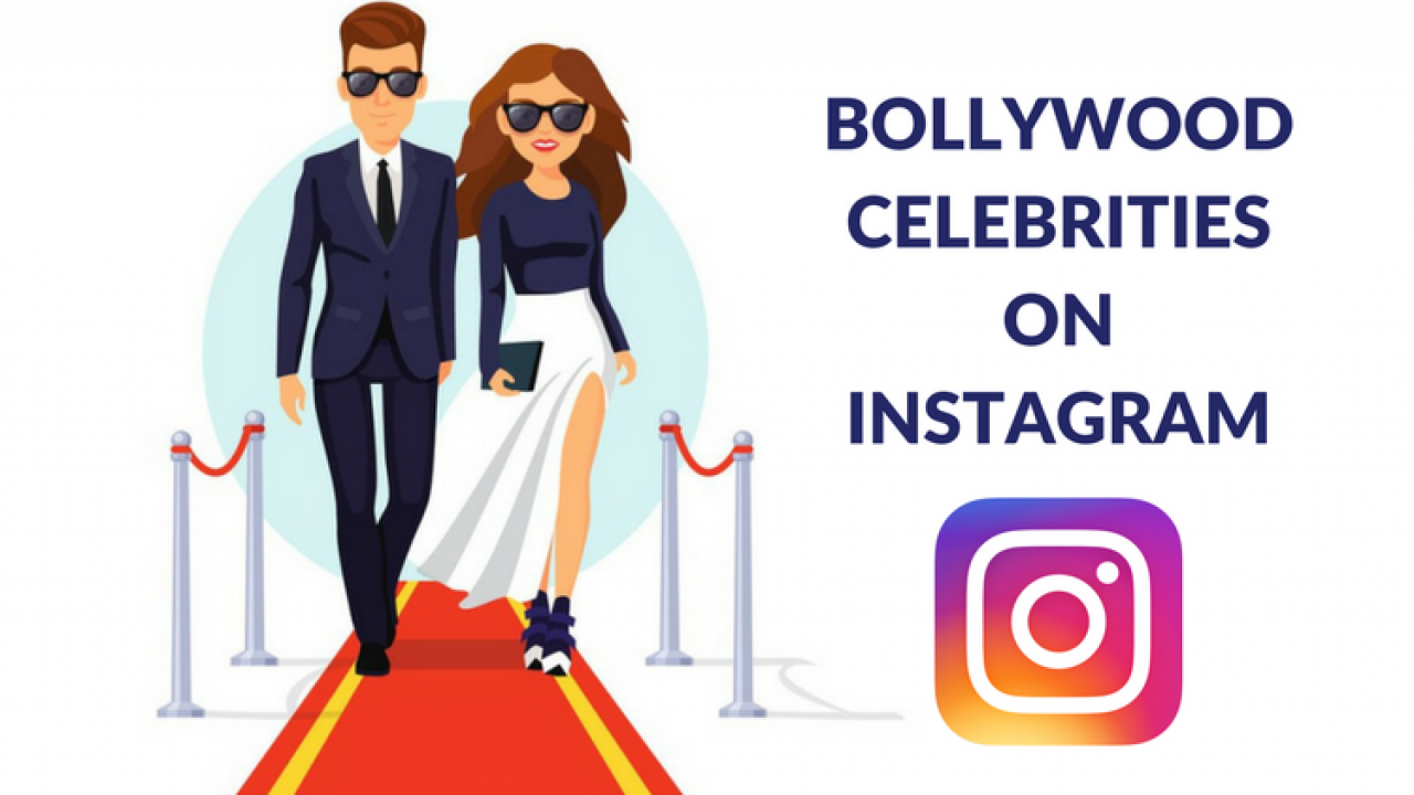 Top 10 Bollywood Celebrities On Instagram in India