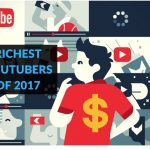 Top 10 Richest YouTubers Of 2017