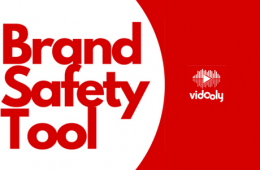 Brand Safety Tool from Vidooly