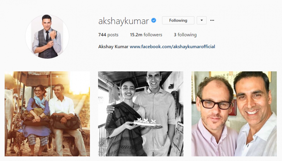 ALIA BHATT INSTAGRAM FOLLOWERS COUNT - Top 10 Bollywood Celebrities