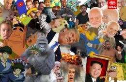 best memes of 2017